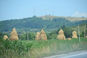 96 haystacks